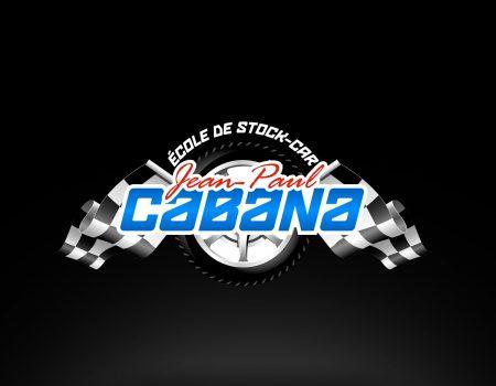 Logo – École de stock car JP Cabana