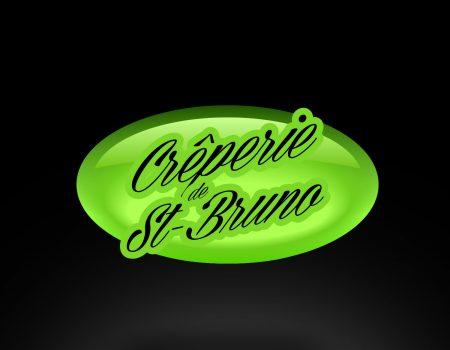 Logos – Crêperie St-Bruno
