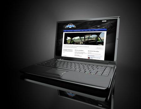 Site Web – École stock car JP Cabana
